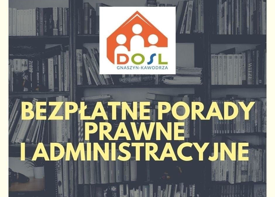Pomoc prawna i administracyjna