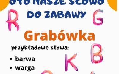 DOSL Grabówka. Grabówkowe łamigłówki.