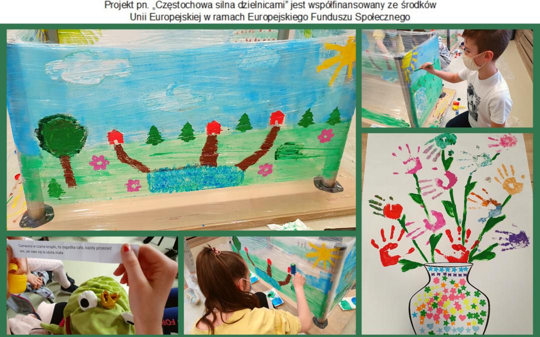 Zajęcia kreatywne dla dzieci