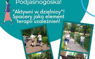 DOSL Podjasnogórska – VII Częstochowskie Dni Profilaktyki w DOSL Podjasnogórska!