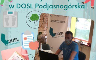 DOSL Podjasnogórska. Indywidualne konsultacje dietetyczne.