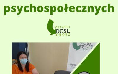 DOSL Ostatni Grosz – Trening umiejętności psychospołecznych