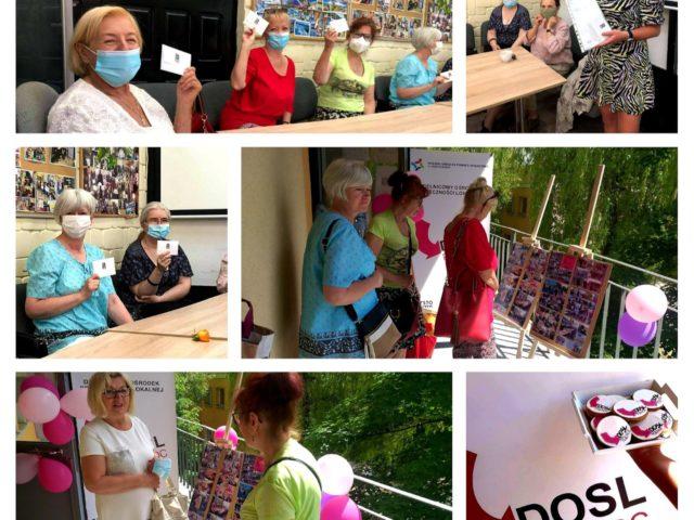 Podsumowanie działań Dzielnicowego Ośrodka Społeczności Lokalnej Północ Północ- forum!