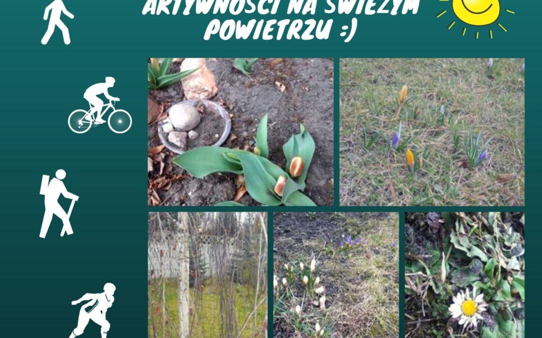 Wiosna aktywnie