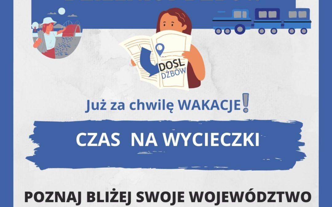 DOSL Dźbów. Ciekawe tematy dla mieszkańców dzielnicy Dźbów.