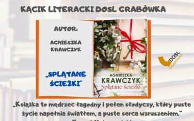 DOSL Grabówka. Propozycje czytelnicze naszej Biblioteki.